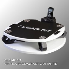 Вибромассажер CF-PLATE Compact 201 WHITE