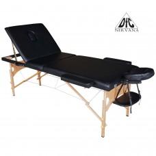 Массажный стол DFC NIRVANA Relax Pro(Black)