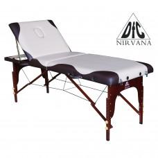 """Массажный стол DFC NIRVANA Relax Pro """"бежевый с коричневым"""""""