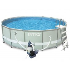Каркасный летний бассейн серии Intex Ultra Frame 28332