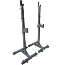 Тренажер HouseFit Подставка для штанги раздельная Squat Rack