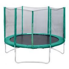 Батут Trampoline Fitness 12 диаметр 3,6 м с сеткой