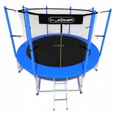 Батут i-JUMP 6ft (1,83м) BLUE с лестницей