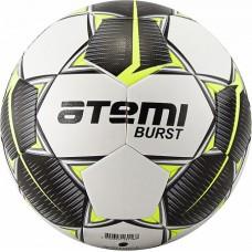 Мяч футбольный АТЕМИ BURST р. 5,белый/черн/желтыйМяч футбольный АТЕМИ BURST р. 5,белый/черн/желтый