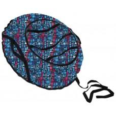 Тюбинг BELON CB-003 (ткань-тент) ПРИНТ Абстракция 100 см